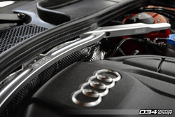 034Motorsport B9 Billet Aluminium Strut Brace Kit