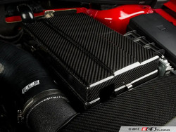 ECS Tuning Carbon Fibre Battery Cover Kit Black - 2.0T Gen 3 EA888