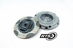 RTS Twin Friction Clutch Kit for Dual Mass Flywheel