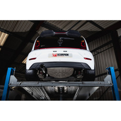 Scorpion Cat-Back Exhaust System - VW Up! GTI and 1.0TSI