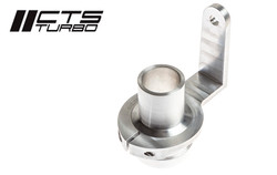 CTS B8 S4 breather bracket & adapter