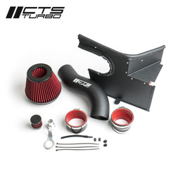 "CTS Turbo Audi B8/B8.5 S4, S5, Q5, SQ5 Air Intake System (True 3.5"" velocity stack)"