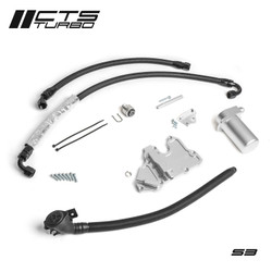CTS Turbo MK7 Golf R / 8V S3 Catch Can Kit