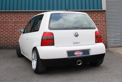 Scorpion Cat Back Exhaust - Volkswagen Lupo Sport 16v