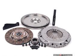 Valeo Single Mass Flywheel & Clutch Kit - 6 Speed 4-Cylinder