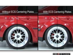 ECS Tuning MKIV Rear Wheel Centering Plates