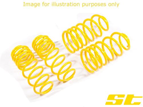 ST Suspension Lowering Springs - Seat Leon (5F)