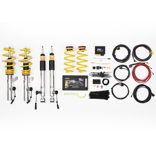KW DDC Coilovers - Audi RS3 (8P)