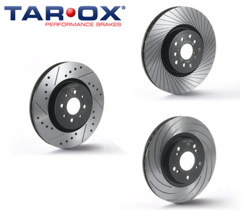 Tarox Front Brake Discs - SEAT Ibiza Mk4 (6L)