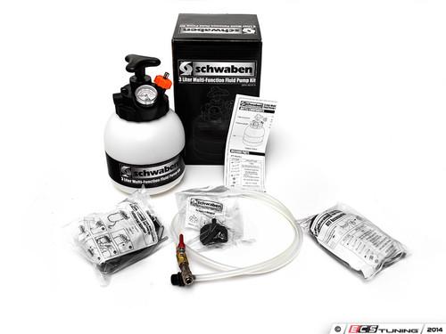 Schwaben 3-Litre Multi-Functional Fluid Pump Kit