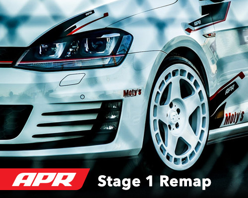 apr stage 1 remap - 1.4tsi (turbo only) - awesome gti - volkswagen