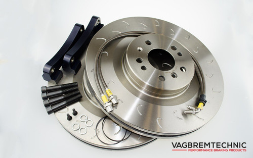 Vagbremtechnic Front Disc Installation Kit - 1 Piece 350x32mm