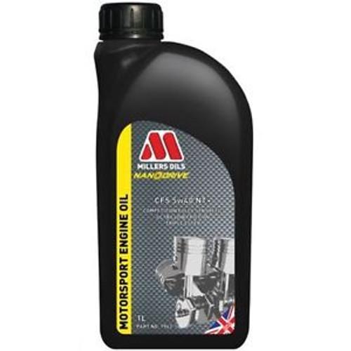 Millers Nanodrive 'CFS' 5w40 NT+ Engine Oil - 1 Litre