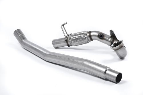 Milltek Cast High Flow Downpipe Options - SEAT Leon Cupra 280/290 (Hatch)