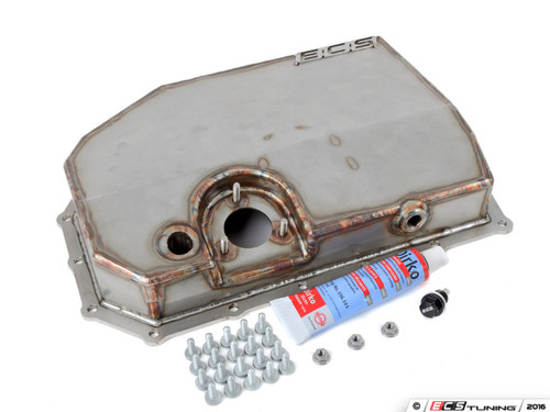 ECS Tuning Stainless Steel Oil Pan For VAG 2.0TFSI EA888 Gen3 Engines