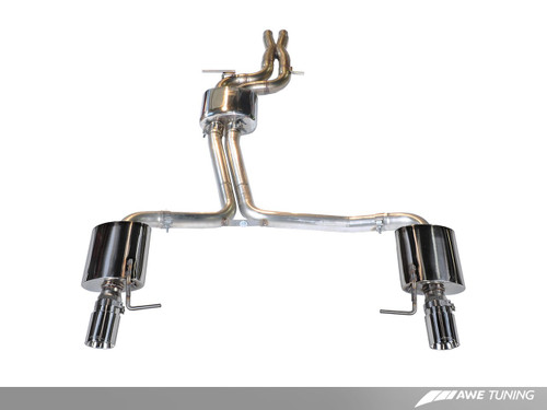 AWE Tuning Audi A7 (C7) 3.0TFSI Touring Edition Exhaust System
