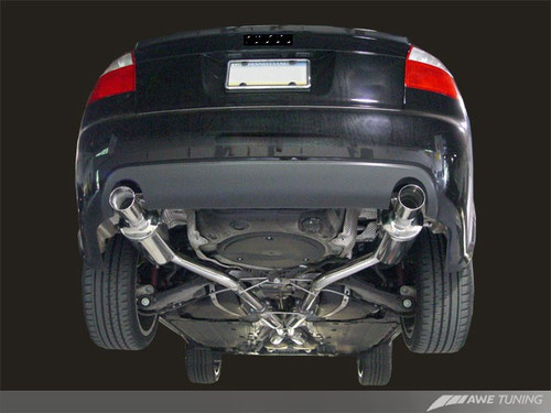 AWE Tuning A4 B6 3.0 V6 Touring Edition Exhaust