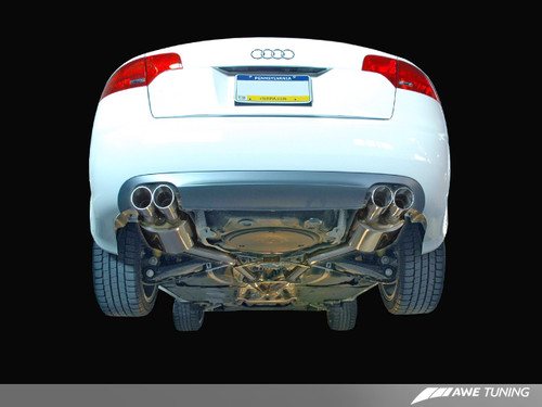 AWE Tuning A4 B6 3.2 Track Edition Exhaust