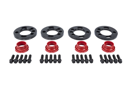 ST Wheel Spacer Kit - PQ35 / MQB Cars - 12.5mm Per Corner