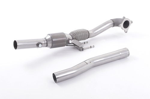 Milltek Downpipe Options - VW Scirocco 'R'