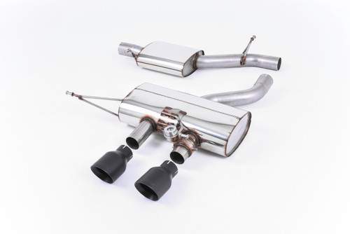 "Milltek 2.75"" Cat-Back Exhaust - VW Golf Mk6 'R'"