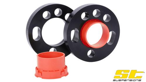 ST Modular 'DZX' Wheel Spacers - 5x100 - 57.1mm