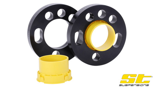ST Modular 'DZX' Wheel Spacers - 5x112 - 66.5mm