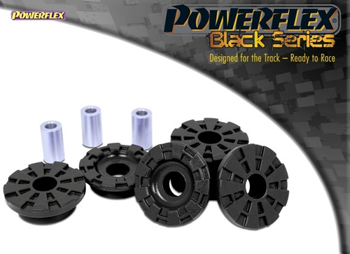 Powerflex Black Rear Diff Rear Mounting Bush - RS3 (2015-) - PFR85-525BLK