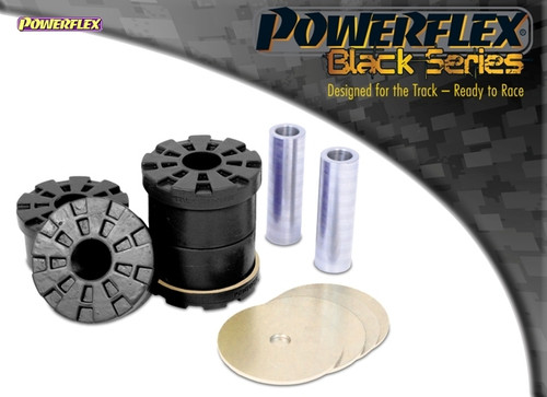 Powerflex Black Rear Subframe Rear Mounting Bush  - S3/RS3 MK2 8P (2006-2012) - PFR85-528BLK