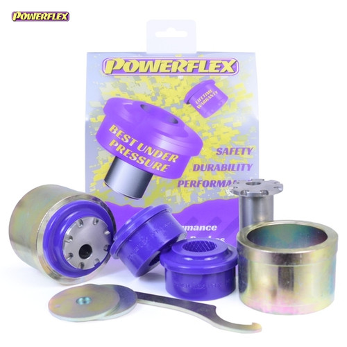 Powerflex Front Lower Radius Arm to Chassis Bush Caster Adjustable - S5 (2007 - 2016) - PFF3-802G