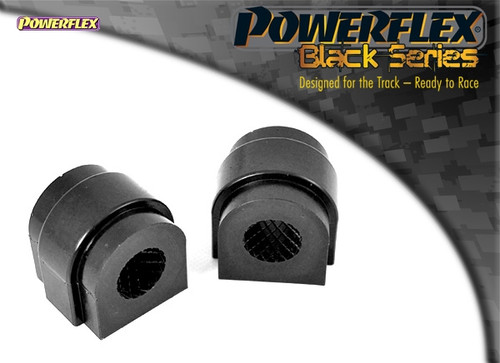 Powerflex Black Rear Anti Roll Bar Bush 20.5mm - Octavia Mk2 1Z (2004-2012) - PFR85-515-20.5BLK