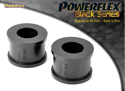 Powerflex Black Front Anti Roll Bar Eye Bolt Bush 18mm - Caddy Mk2 Typ 9K (1997-2003) - PFF85-209BLK