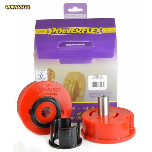 Powerflex Rear Lower Engine Mount Bush, Diesel - Jetta MK2 (1985-1992) - PFF85-244R