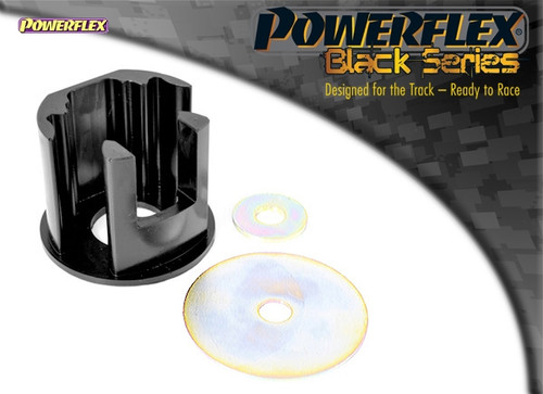 Powerflex Black Lower Engine Mount Insert (Large)  - Jetta Mk5 1K (2005-2010) - PFF85-704BLK