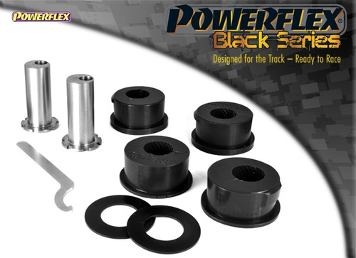 Powerflex Black Rear Arm Inner Bush, Adjustable - T5 Transporter inc. 4Motion (2003-2015) - PFR85-1311GBLK
