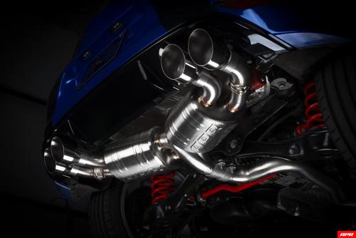 APR Cat Back Exhaust System - Golf Mk7.5 'R'