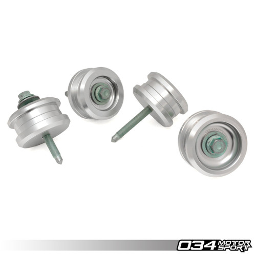 034Motorsport Front Subframe Alloy Bushings - Audi A4/S4/RS4 (B7)