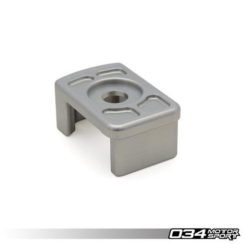 034Motorsport Billet Aluminium Transmission Mount Insert (09-13)