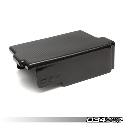 034Motorsport Carbon Fibre Battery Cover - MQB Models