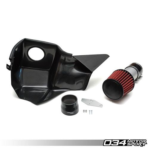 034Motorsport X34 Cold Air Intake - 2.7T - Carbon Fiber