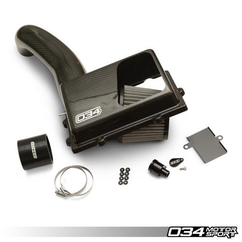 034Motorsport X34 Carbon Fibre Open Intake System - MQB 1.8T/2.0T