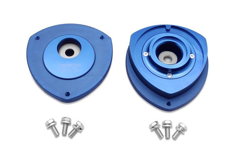 Superpro Strut Top Mounts - Offset with Extra Camber - MQB Cars