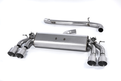 Milltek GPF-Back Exhaust - VW Golf 'R' Mk7 5 (300hp)