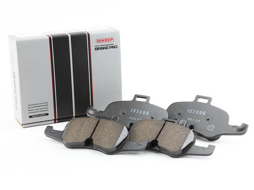 iSweep Performance Front Pads - Audi TTS 'Mk3' (4-Piston)