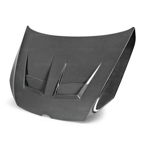 Seibon Carbon DV Style Bonnet - Golf Mk7 2015-