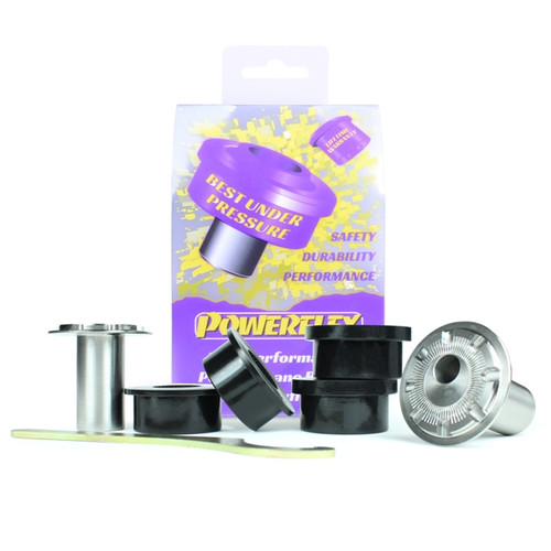 Powerflex Front Wishbone (Cast) Front Bush 45mm Camber Adjustable - TT Mk1 4wd/S3 Mk1/R32 Mk4/LCR