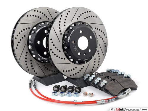 ECS Disc Installation Kit - 358x32mm to suit Brembo 18z Calipers