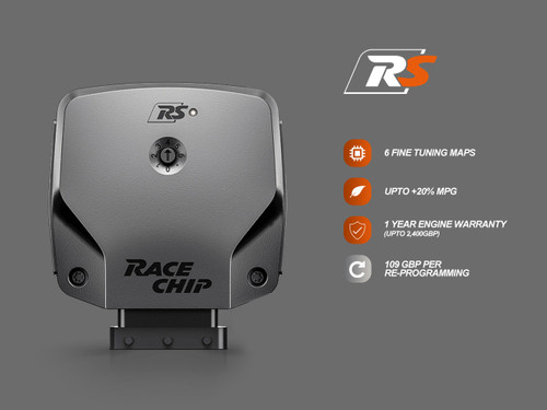 RaceChip RS - Rapid (NH) / 2012-