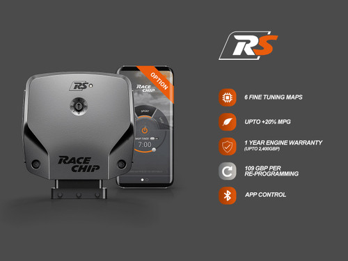 RaceChip RS+App - Amarok (2H) / 2010-