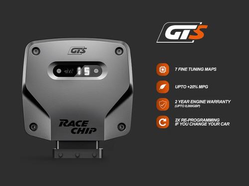 RaceChip GTS - A5 (8T, 8F) / 2009-2017